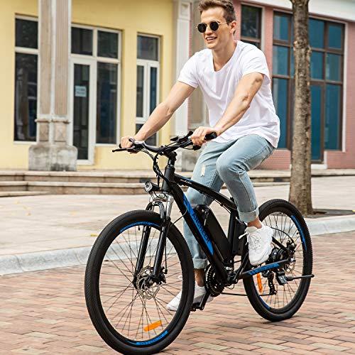 ANCHEER Elektrofahrrad E-Mountainbike kaufen  Bild 1*