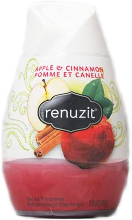 Renuzit Gel Air Freshener- Apple & Cinnamon (198g) 0036744