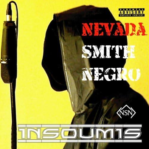 Nevada Smith Negro