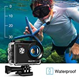 Zoom IMG-1 dragon touch wifi action cam