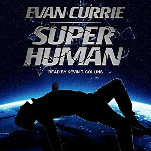 Superhuman cover art