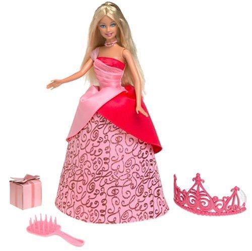 Happy Birthday Barbie Doll