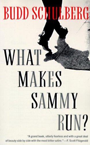 What Makes Sammy Run? (English Edition)