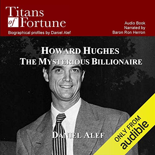 Howard Hughes cover art