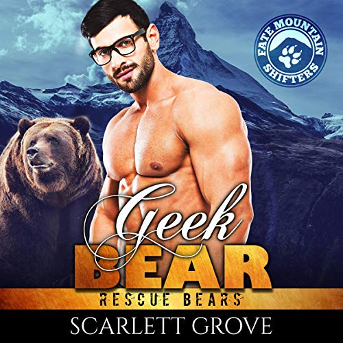 Geek Bear audiobook cover art
