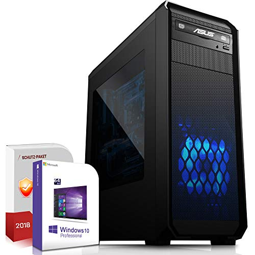SYSTEMTREFF Low-Budget Gaming PC