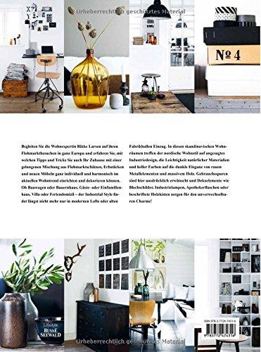 Nordisch Wohnen im Industrial Style: Dekorative Wohnideen mit Flohmarktfunden - 2