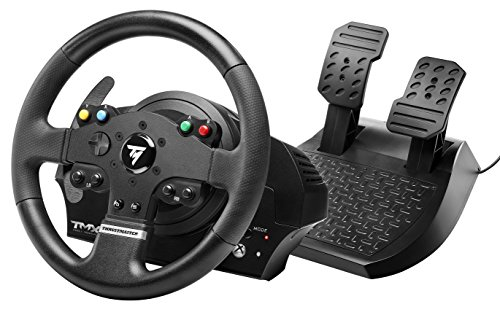 Thrustmaster TMX Force Feedback (Lenkrad inkl. 2-Pedalset, Force Feedback, 270° - 900°, Xbox One / PC)
