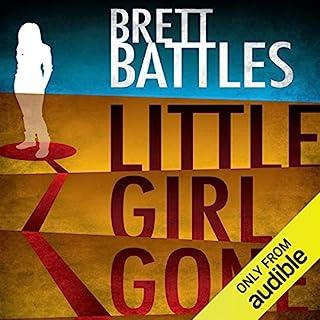 Little Girl Gone audiobook cover art