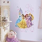 RoomMates Disney Princesas Gigante Pared gráfico