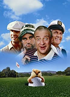 Caddyshack Movie Poster (11 x 17 Inches - 28cm x 44cm) (1980) Style D -(Chevy Chase)(Rodney Dangerfield)(Ted (Edward) Knight)(Michael O'Keefe)(Bill Murray)(Sarah Holcomb)