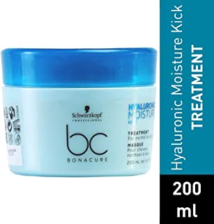 BC Bonacure by Schwarzkopf Hyaluronic Moisture Kick Treatment 200ml