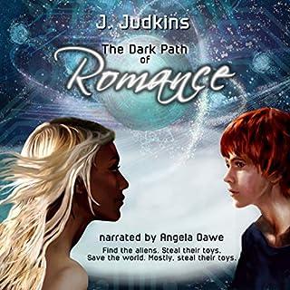 The Dark Path of Romance audiobook cover art