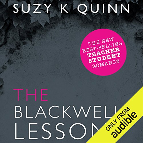 The Blackwell Lessons audiobook cover art
