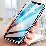 iKALULA iPhone X Panzerglas, 9H Anti-Kratzer iPhone X Schutzfolie Ultra Clear Anti-Luftblasen iPhone...