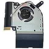 HT ImEx - Versión 12V - Ventilador de refrigeración para GPU compatible con Asus Rog Strix Hero III G731GW (i7-9750H), G731GW (RTX 2070), G531GW