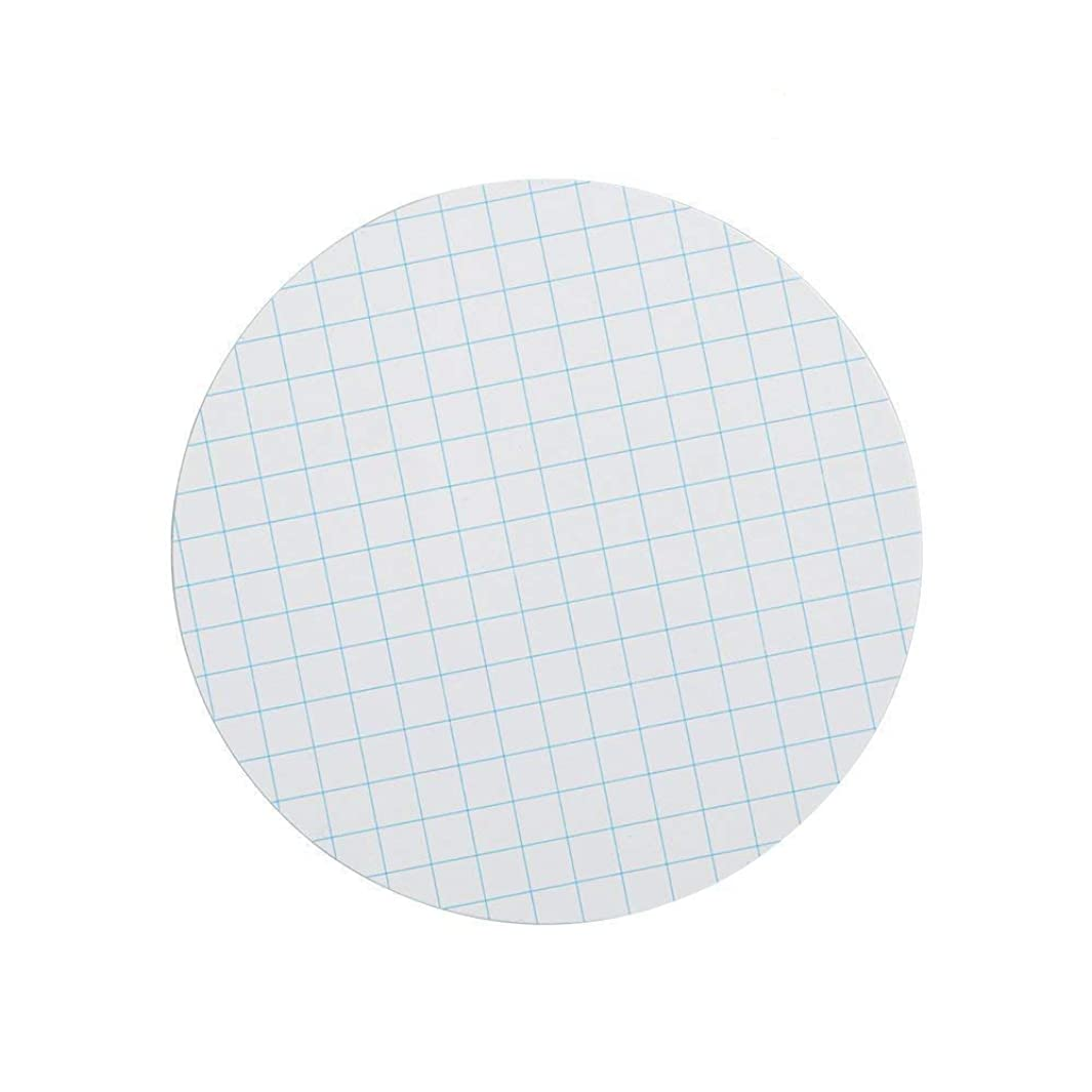 MCE Membrane Filter, Membrane Solutions Lab Supply Sterile MCE Gridded Membrane Filter, Diameter:47mm, Pore:0.22 Micron,Pack of 100
