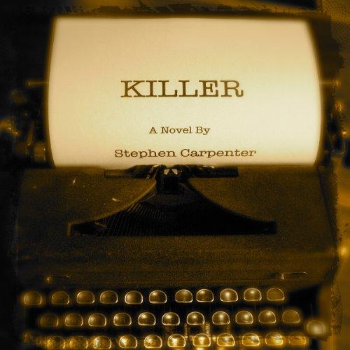 Killer audiobook cover art