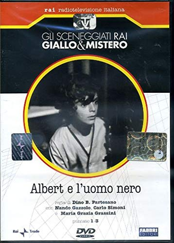 Albert e l uomo nero - Gli sceneggiati Rai Giallo e Mistero - Fabbri Editori