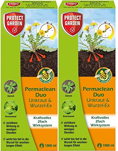 PROTECT GARDEN 2 X 1L Permaclean Duo