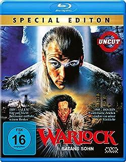 Warlock - Satans Sohn (Uncut) (Special Edition) [Blu-ray]