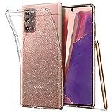 Spigen Liquid Crystal Glitter Hülle Kompatibel mit Samsung