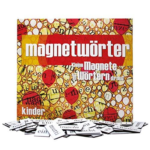 Kylskapspoesi 10006 - Kinder Magnetwörter