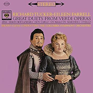 Richard Tucker and Eileen Farrell - Great Duets from Verdi Operas