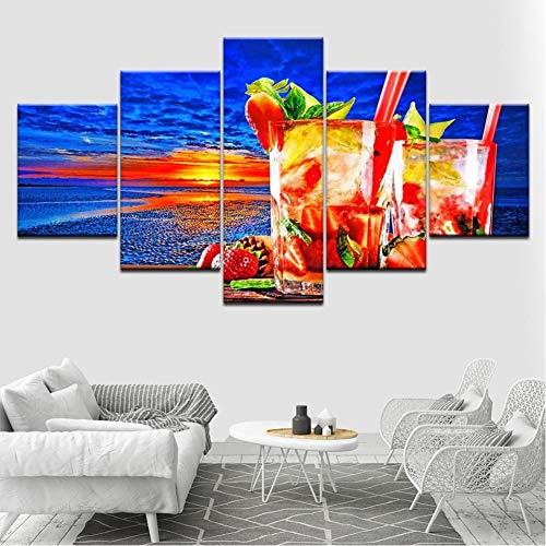 Material: lienzo; marco: no; módulo: combinación de pantallas múltiples Dimensiones: tamaño 1, 10 x 15, 10 x 20, 10 x 25 cm; Tamaño 2, 20 x 35, 20 x 45, 20 x 55 cm; Tamaño 3, 30 x 40, 30 x 60, 30 x 80 cm; Tamaño 4, 40x60 40x80 40x100cm Nota: este pro...