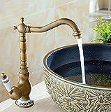 miscelatori acqua rubinetto Miscelatore lavandino cucina rubinetti rubinetti rubinetti bacino (Standard G 1/2 tubo flessibile universale