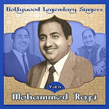 Bollywood Legendary Singers, Mohammed Rafi, Vol. 6