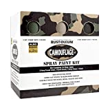 Rust-Oleum 269038-6 PK Specialty Camouflage Spray Pack, 12-Ounce, 6-Pack