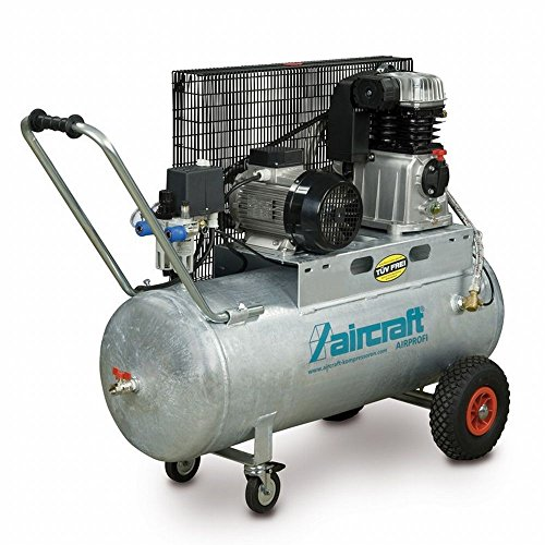 Fahrbarer Profi Kompressor AIRPROFI 100/410 ltr. 2018531 Neu