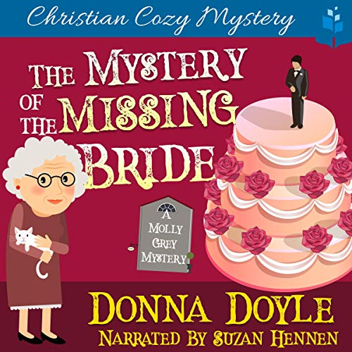 The Mystery of the Missing Bride cover art