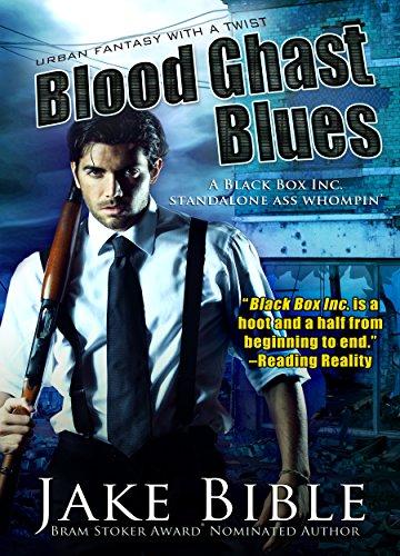 Blood Ghast Blues (Black Box Inc. Series Book 2)