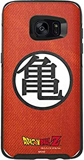 Skinit Decal Skin for Popular Cases Skin for OtterBox Symmetry Galaxy S7 Edge - Officially Licensed Dragon Ball Z Goku Shirt Design