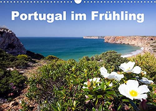 Portugal im Frühling (Wandkalender 2022 DIN A3 quer)