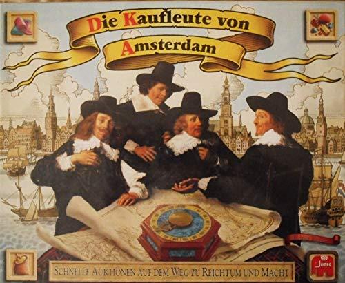 Jumbo Spiele 03291 - Die Kaufleute von Amsterdam