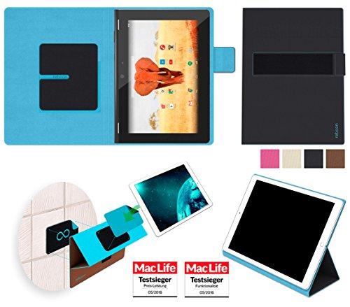 reboon Hülle für Archos 94 Magnus Tasche Cover Case Bumper | Testsieger | Schwarz