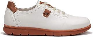 Fluchos | Zapato de Hombre | Iron F0848 Samun Hielo C.4 | Zapato de Piel | Cierre con Elásticos | Piso de Goma