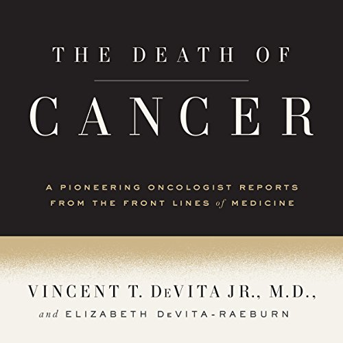 The Death of Cancer audiobook cover art