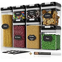 Chef's Path 7-Piece Airtight Food Storage Container Set