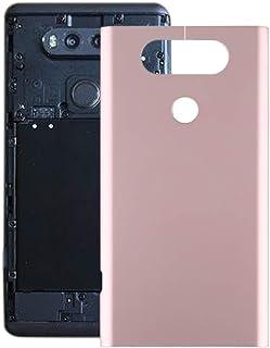 Battery case Jrc Battery Back Cover for LG V20 / VS995 / VS996 LS997 / H910(Pink) Mobile phone accessories (Color : Pink)