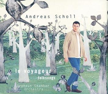 Andreas Scholl - Wayfaring Stranger - Folksongs