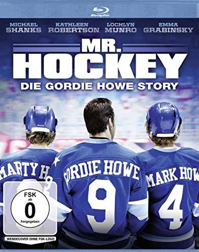 Mr. Hockey - Die Gordie Howe Story [Blu-ray]