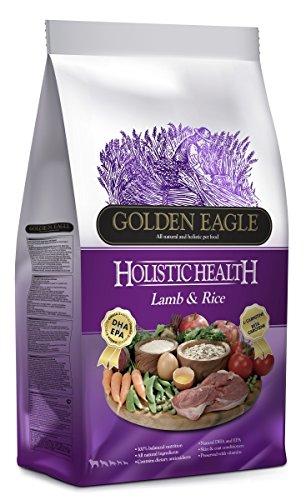 Golden Eagle Holistic Dog Lamb Rice Croquettes pour chiens 6 kg