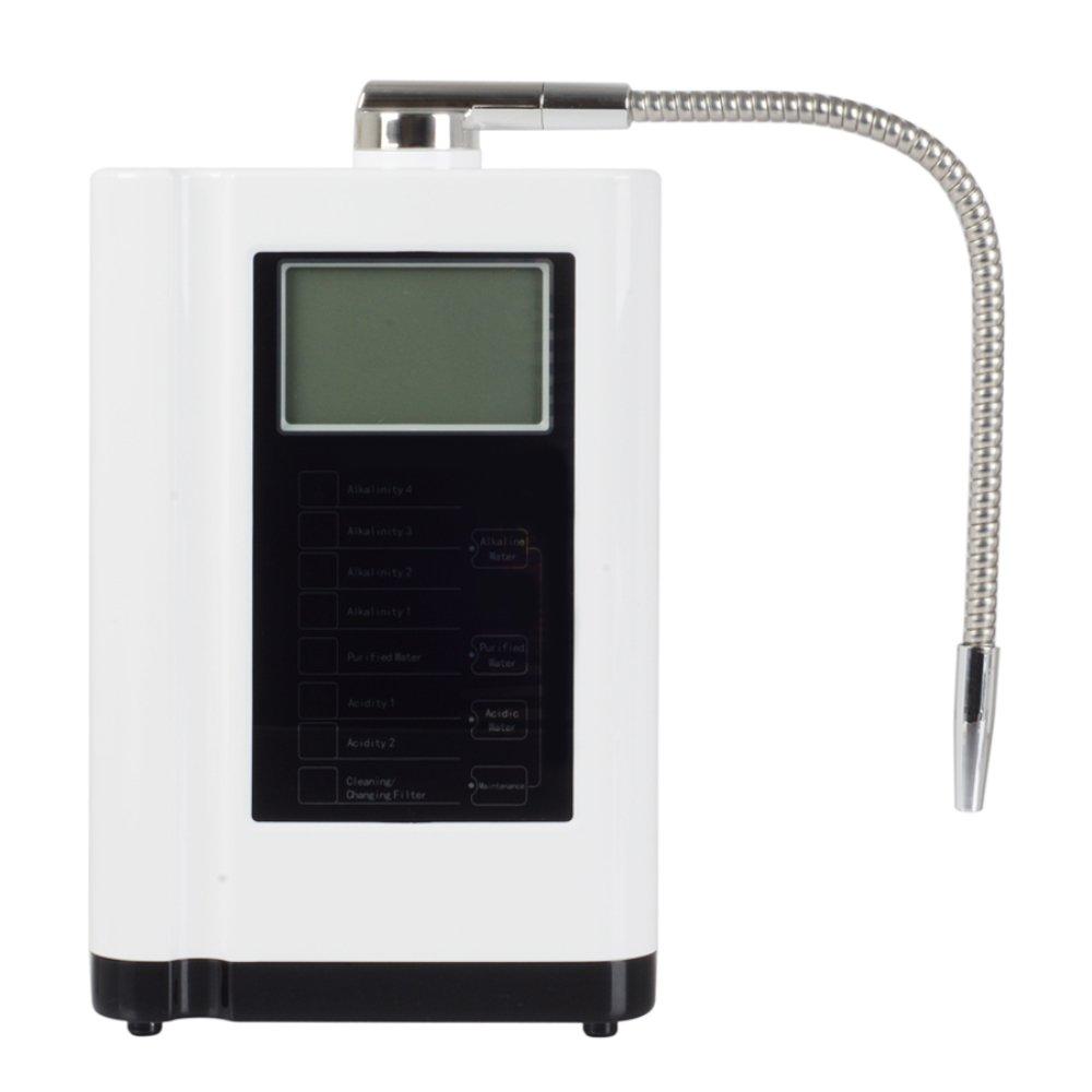 Adoner EHM-729 - Purificador de ionizador de agua con pantalla LCD ...