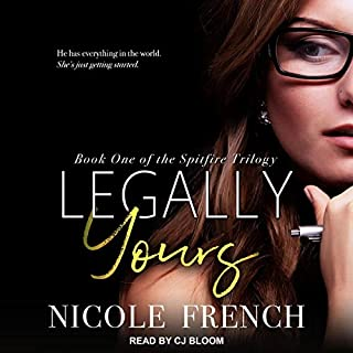 Couverture de Legally Yours
