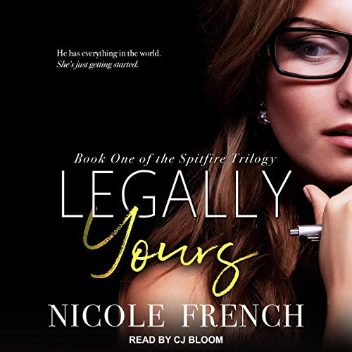 Legally Yours audiobook cover art