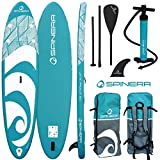 SPINERA Sup Lets Paddle 12.0-366x84x15cm, aufblasbares Stand Up...